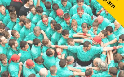 Concurs d'Instagram de Kerpe & Castellers de Vilafranca