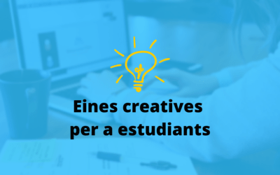 Eines creatives i essencials per a estudiants